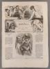 Un prince de la bohème. - L'envers de l'histoire contemporaine.. BALZAC Honoré de Illustré de gravures sur bois de T. Johannot - Staal - Bertall - ...