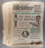 La vie du collectionneur. Série incomplète de 40 numéros entre les numéros 3 et 71. De novembre 1991 à décembre 1994.. LA VIE DU COLLECTIONNEUR ...