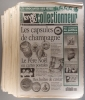 La vie du collectionneur. Série incomplète de 70 numéros entre les numéros 185 et 252. De juillet 1997 à décembre 1998.. LA VIE DU COLLECTIONNEUR ...