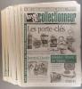 La vie du collectionneur. Série incomplète de 50 numéros entre les numéros 314 et 373. De avril 2000 à juin 2001.. LA VIE DU COLLECTIONNEUR 2000-2001