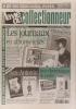 La vie du collectionneur. N° 324. Hommage à Frédéric Dard - Journaux en albums reliés - Jeux électroniques de poche…. LA VIE DU COLLECTIONNEUR