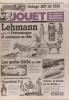 La vie du jouet. N° 37. Lehmann 1ère partie : personnages et animaux en tôle - Autos Gégé - Soldats de Napoléon Ier…. LA VIE DU JOUET
