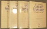 Dictionnaire des œuvres littéraires de langue française. Complet en 4 volumes.. BEAUMARCHAIS Jean-Pierre de - COUTY Daniel