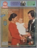 Deuxième naissance attendue chez la reine Sylvia de Suède. - Le futur empereur Reza d'Iran…. POINT DE VUE - IMAGES DU MONDE