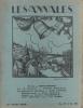 Les Annales politiques et littéraires N° 2331 : Henri Béraud - Henri-Robert - René Guetta - André Villeboeuf - Gil Robin…. LES ANNALES POLITIQUES ET ...