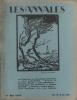 Les Annales politiques et littéraires N° 2333 : Jean Ajalbert - Abel Bonnard - Marcel Berger - Joseph Kessel par André Billy - Gil Robin…. LES ANNALES ...