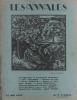 Les Annales politiques et littéraires N° 2334 : Jean Ajalbert - Henri Béraud - Abel Bonnard - Gustave Le Bon - Gil Robin…. LES ANNALES POLITIQUES ET ...
