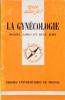 La gynécologie.. JAMES Michel - BORY René