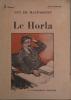 Le Horla.. MAUPASSANT Guy de Couverture illustrée par Renefer.