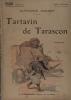 Tartarin de Tarascon. Roman.. DAUDET Alphonse Couverture illustrée par Poulbot.