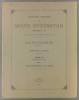 Inventaire sommaire des archives départementales antérieures à 1790. Maine-et-Loire. Archives civiles. Série E. Supplément (Fin). Tome V seul : ...