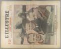 L'Illustré du Petit journal N° 2268. Grand hebdomadaire pour tous. Gravure en première page : Les victoires de nos ailes : Rossi, Codos, Mermoz…. ...