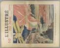 L'Illustré du Petit journal N° 2272. Grand hebdomadaire pour tous. Gravure en première page : Fête de la vitesse sur les lacs du Bois de Boulogne.. ...