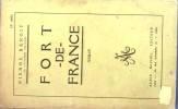 Fort-de-France. Roman.. BENOIT Pierre