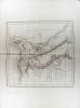 Egypte ancienne. (Carte dressée en 1833).. DELAMARCHE Félix