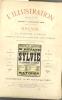 L'Illustration (Supplément théâtral du N° 3014) : Sylvie ou la curieuse d'amour, comédie en 4 actes de M. Abel Hermant.. L'ILLUSTRATION (SUPPLEMENT ...