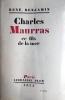 Charles Maurras, ce fils de la mer.. BENJAMIN René