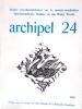 Archipel N° 24. Revue d'études interdisciplinaires sur le monde insulindien. Numéro 24.. Collectif : ARCHIPEL