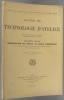 Cours de technologie d'atelier. Deuxième volume : Organisation du travail et essais mécaniques.. DRUOT A. (sous la direction de)