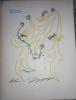 L'affront lavé - La mort sur les lèvres (théâtre).. ECHEGARAY José Illustrations de Grau-Sala. Reliure ornée d'un dessin original de Picasso.