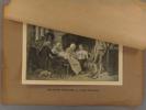 Souvenir français. Reproduction extraite de l'histoire illustrée de la guerre du droit, d'Emile Hinzelin.. BETTANIER Albert
