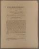 Synodus dioecesana Lucionensis V, habita diebus 13 et 14 julii anni 1853. (En latin). BAILLES (Mgr)