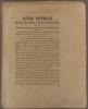 Lettre pastorale de Monseigneur l'évêque de Luçon, contenant une Instruction pratique sur quelques passages du Rituel romain.. BAILLES (Mgr)