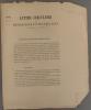 Lettre circulaire de Monseigneur l'évêque de Luçon, au clergé de son diocèse Avec la lettre adressée au pape Pie IX par les participants à la retraite ...