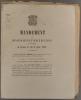 Mandement de Monseigneur l'évêque de Luçon - à l'occasion du carême de l'an de grâce 1863. Suivi de : Avis sur la souscription ouverte pour les ...