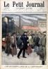 Le Petit journal - Supplément illustré N° 499 : Les ouvriers anglais à l'Exposition. (Gravure en première page). Gravure en dernière page : Les ...