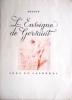 L'enseigne de Gersaint.. ARAGON Louis Hors texte de Watteau.
