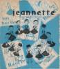 Revue Jeannette N° 153. Les sentiers.. JEANNETTE