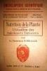 Nutrition de la plante. Tome 3 seul : Utilisation des substances ternaires.. MOLLIARD Marin