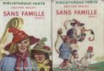 Sans famille. (En 2 volumes).. MALOT Hector Illustrations de Sylvain Fraroz.