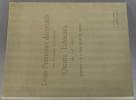 Catalogue de trois panneaux décoratifs par François Boucher et de quatre tableaux par J.-B. Huet. Appartenant à M. le Comte Walsh de Serrant.. HOTEL ...
