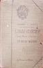 Langue française. Livre du maître. Cours moyen et supérieur. Sans date. Programmes de 1891.. HANRIOT E. - HULEUX E.