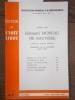 L'idée libre. 1972. N° 78 : Edouard Moreau de Bauvière. L'âme du comité central par Marcel Cerf. Centenaire de la Commune (1871-1971).. L'IDEE LIBRE ...