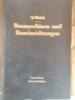 Baumaschinen und Baueinrichtungen. Erster Band : Baumaschinen.. WALCH O. (Professor Dr.-Ing.)