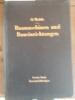 Baumaschinen und Baueinrichtungen. Zweiter Band : Baueinrichtungen.. WALCH O. (Professor Dr.-Ing.)