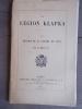 La légion Klapka. Un épisode de la guerre de 1866.. Z ... (Major)