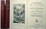 Gonzalve de Cordoue ou la Grenade reconquise, par M. de Florian. Quatrième édition en 2 volumes. Précis historique sur les Maures d'Espagne.. FLORIAN ...
