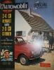 L'Automobile pour tous N° 185. Spécial pré-salon 1961.. L'AUTOMOBILE