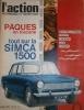 L'action automobile et touristique 1963 N° 32.. L'ACTION AUTOMOBILE ET TOURISTIQUE 1963