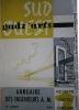Sud-Ouest Gads'arts. Annuaire régional des ingénieurs Arts et Métiers (Aquitaine - Poitou - Limousin). 41 e année. 1969.. SUD-OUEST GADZ'ARTS