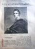 Les contemporains N° 8 : Lord Byron. Biographie accompagnée d'un portrait. 4 décembre 1892.. LES CONTEMPORAINS - Lord BYRON