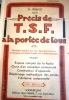 Précis de T.S.F. à la portée de tous. Sans date. Vers 1930.. DENIS H.