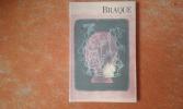 Cahier de Georges Braque . BRAQUE Georges