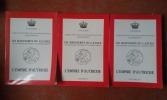 Les Manuscrits du C.E.D.R.E. - Dictionnaire historique et généalogique. L'Empire d'Autriche - Volumes 1, 2, 3 . TOURTCHINE Jean-Fred