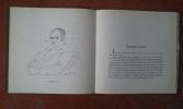 Propos de O.L. Barenton. Extraits dialogués du livre d'Auguste Detoeuf enregistrés par Fernand Ledoux et Maurice Teynac. Improvisation à l'orgue : ...