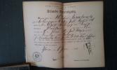 Une Caserne allemande. 176e Régiment d'Infanterie prussienne à Thorn-sur-la-Vistule - Mémorial pour mon cher compagnon d'infortune l'ouvrier Paul ...